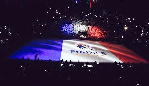 Men's Handball World Championship In France Puts Focus On Paris 2024 Capabilities