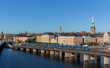 Stockholm Ends Bid To Host 2026 Olympic Winter Games