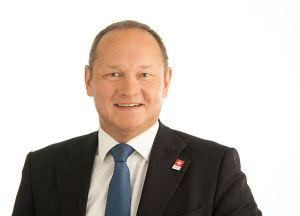 Swiss Olympic President Jürg Stahl (Wikipedia Photo)
