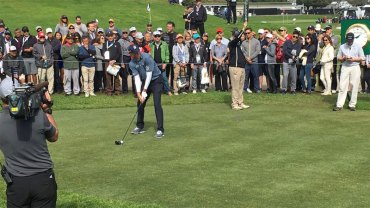 LA 2024 Proposed Golf Venue Hosts PGA Tour