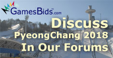 PyeongChang 2018 Forums