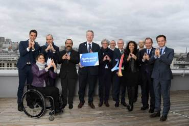 Paris 2024 Gets Support From Five Trade Unions With Social Charter