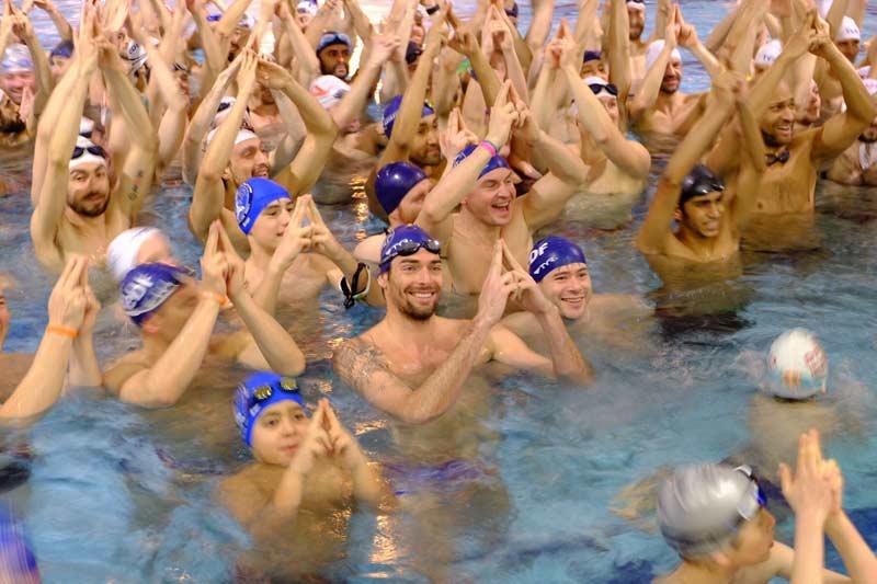 Paris 2024 Celebrates La Nuit de l'Eau Underlining Planned Swimming Legacy
