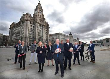 Barwick Named Chair Of Liverpool's Commonwealth Games Bid for 2022/2026