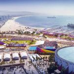 LA 2024 Long Beach - BMX and Water Polo (temporary venues for Olympic Games only)