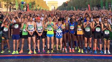 Paris 2024 Demonstrates Commitment To Gender Diversity At Paris Marathon