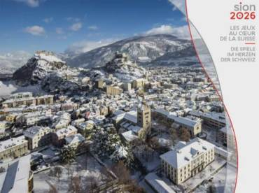 Political Group Organized To Support Sion 2026 Olympic Winter Games Bid