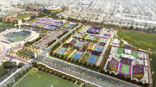 LA 2024 South Bay Sports Park