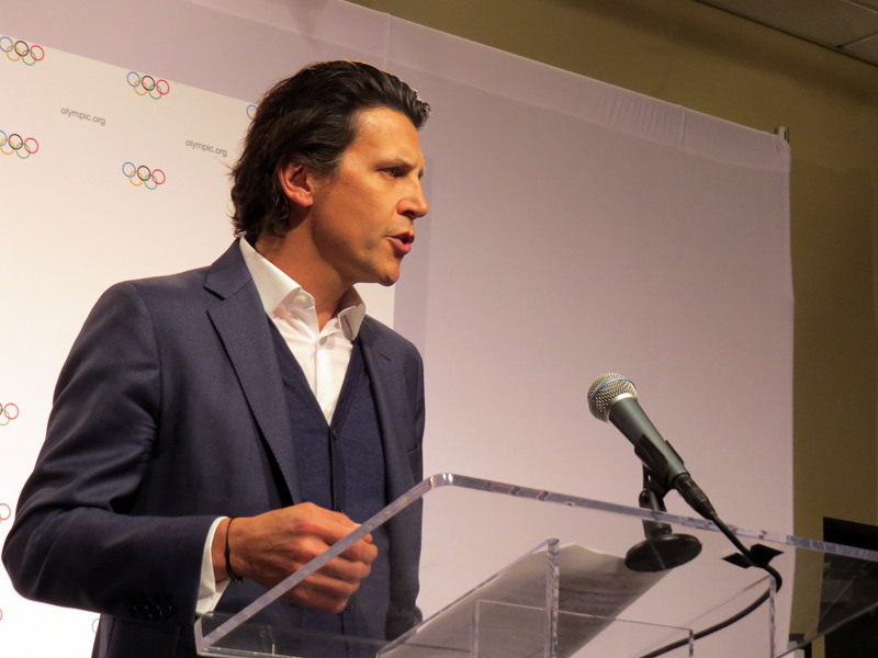 IOC Says Dialogue Phase For 2032 Olympic Bids 'Starts Now' as Interested City Comes Forward