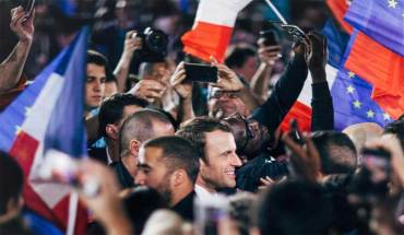 French President Macron Confirms Paris 2024 Support On Call With IOC Chief