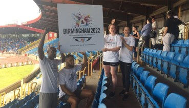 University Of Birmingham Backs City's 2022 Commonwealth Games Bid