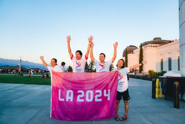 Los Angeles 2028 Olympic Games Has 83% Support From Angelenos