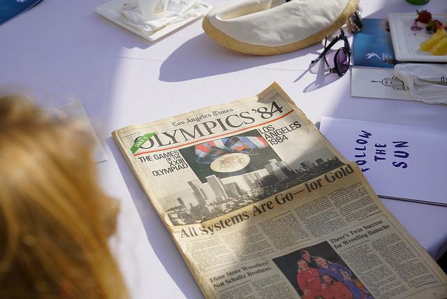 LA 2024 Celebrates Anniversary of 1984 Games; Honours Volunteers