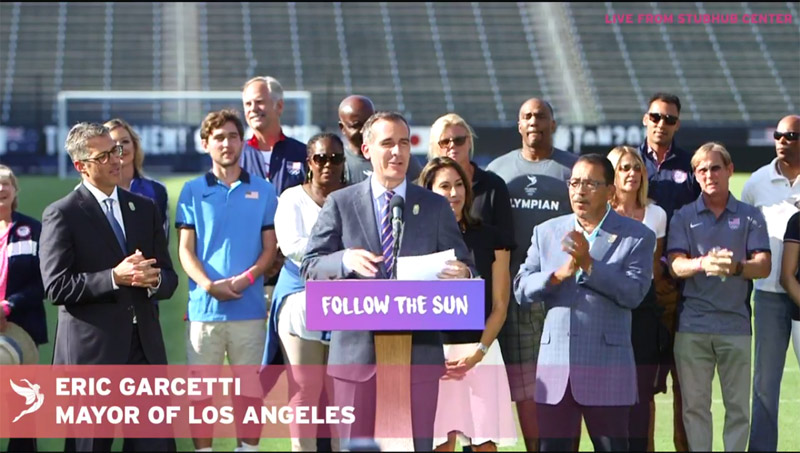 LA 2028 Hurries To Collect Approvals That Will Seal IOC's Double-Allocation