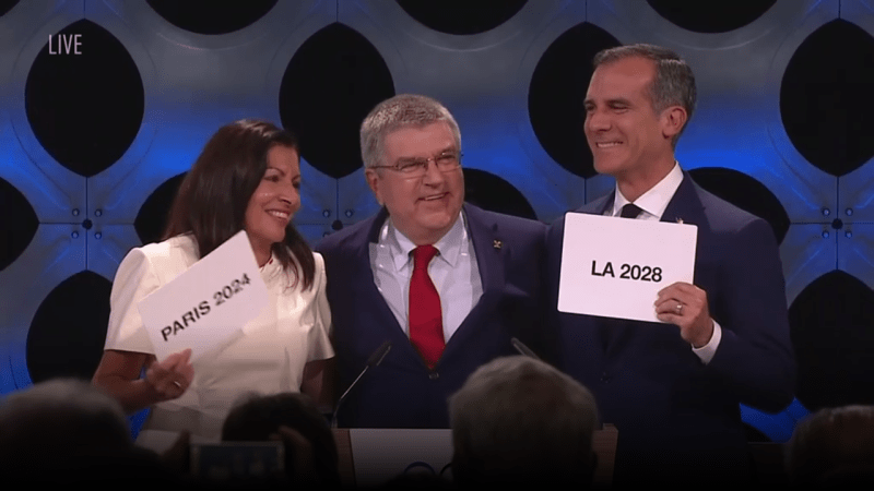 Paris 2024 and LA 2028 Officially Awarded Games As IOC Approves Dual-Allocation Plan