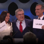 Paris 2024 and LA 2028 are awarded the Olympic Games