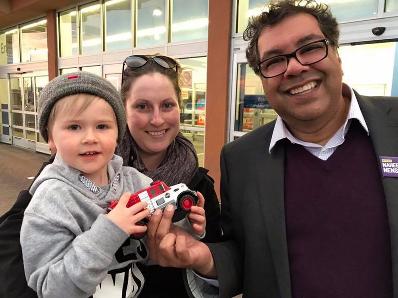 Calgary 2026 Olympic Bid Hopes Remain Alive As Nenshi Re-elected Mayor