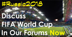 Russia 2018 Forums