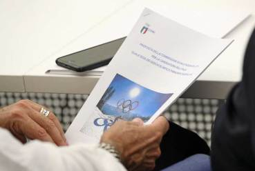CONI Confirms Milan-Cortina 2026 Winter Olympic Bid With IOC Ahead Of Next Week's Short List Announcement