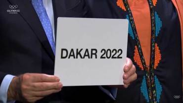 Dakar In Senegal Confirmed As Host City For 2022 Youth Olympic Games In Historic First