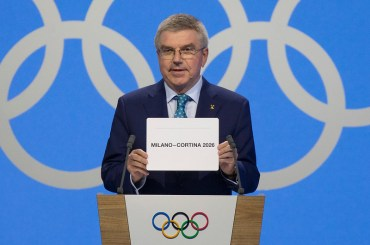 Milan-Cortina Wins 2026 Olympic And Paralympic Winter Games Bid