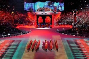 Vancouver 2010 Opening Ceremony (IOC Photo)
