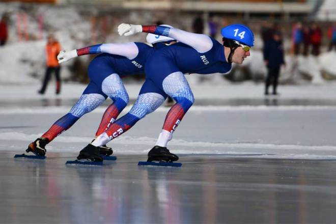 Russia competes at Lausanne 2020 Winter Youth Olympic Games