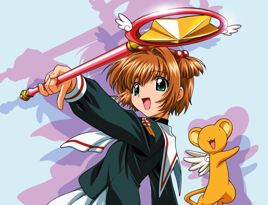 Sakura Card Captor Netflix