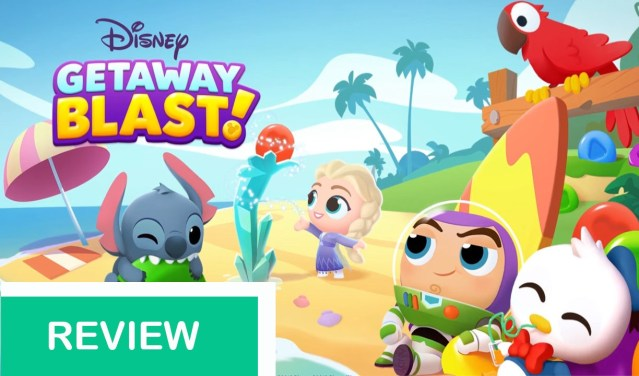 Disney Getaway Blast Definitivo
