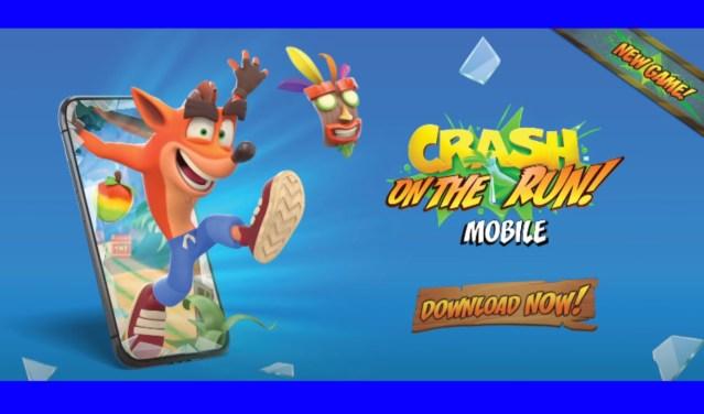 Crash On The Run