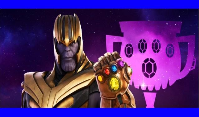 Fortnite Thanos Regresa