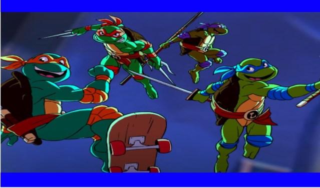 Tortugas Ninja Brawlhalla