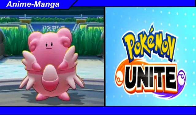 Blissey Pokémon Unite