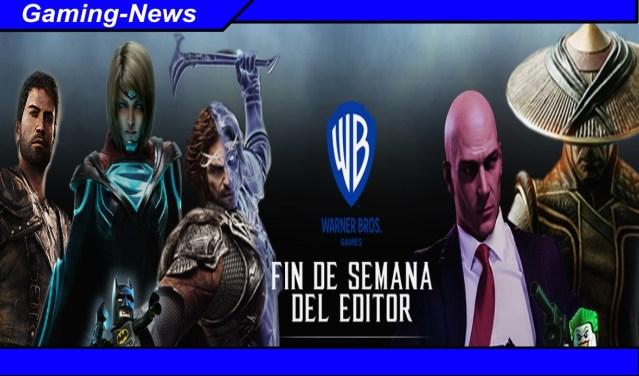 Warner Bros Games Ofertas