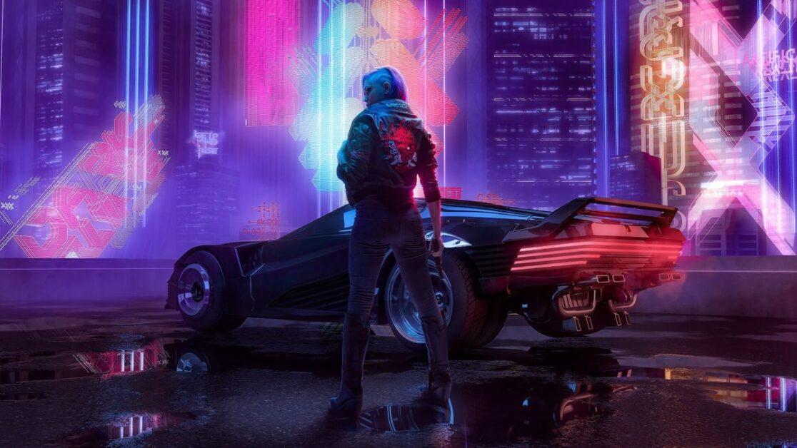 new cyberpunk 2077 trailer