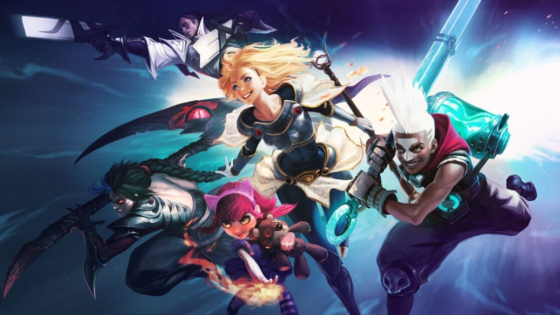 Beginner Guide To League of Legends
