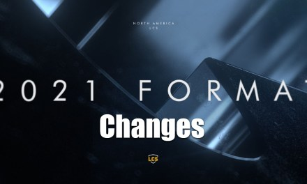 LCS Format Changes For 2021 Season