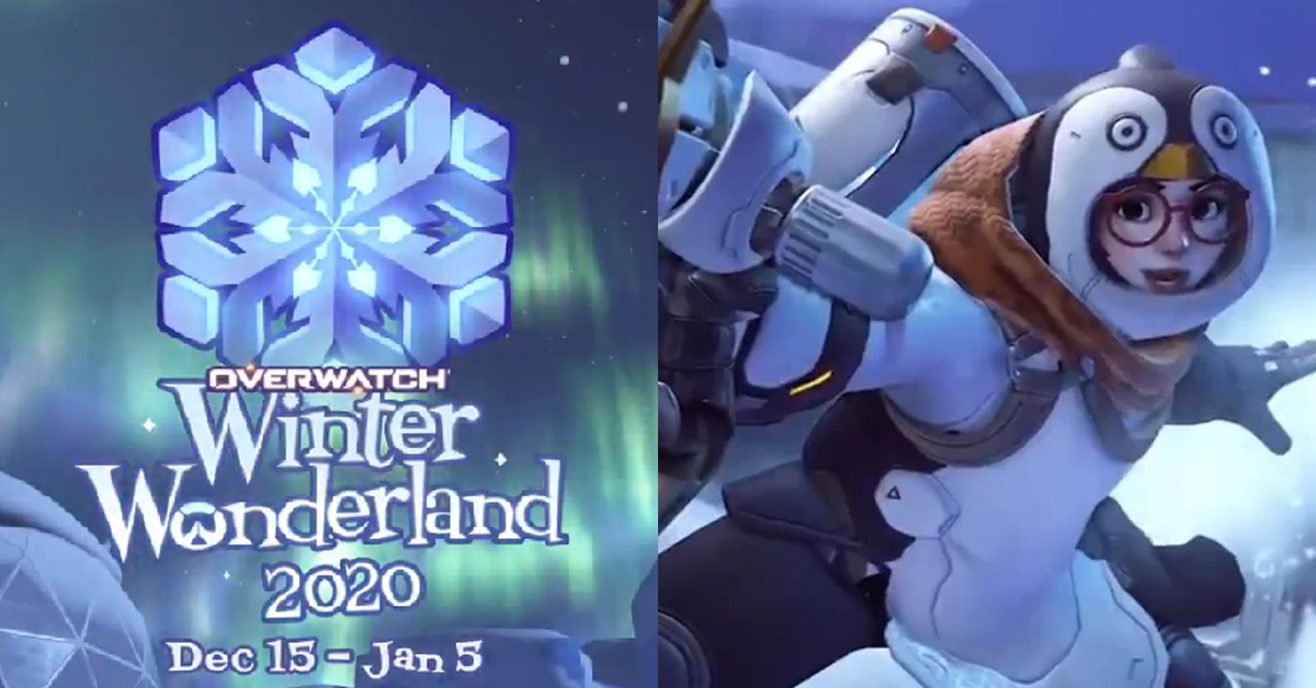 Overwatch Winter Wonderland 2020