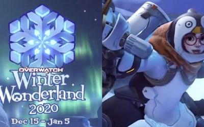 Overwatch Winter Wonderland 2020