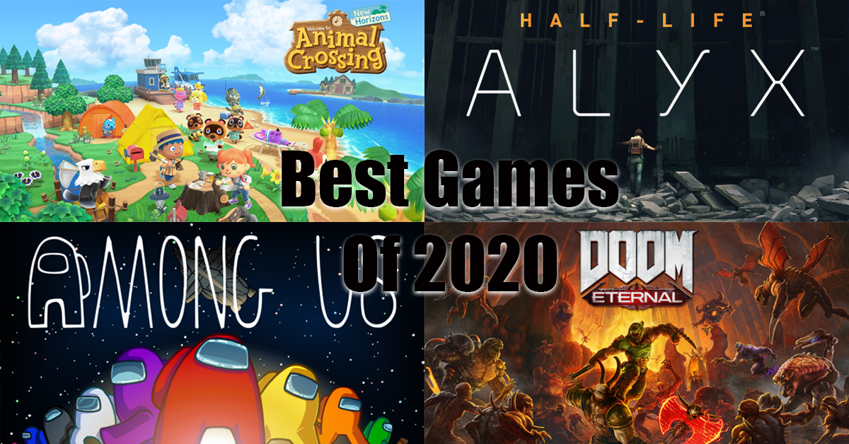 best games of 2020