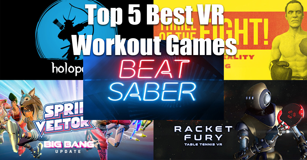 best vr workout games