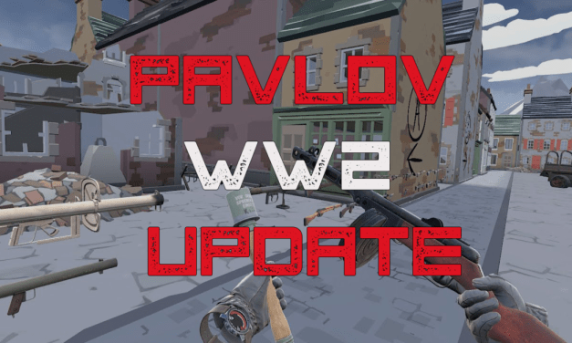 Massive Pavlov WW2 Update Adds Maps, Tanks & Weapons