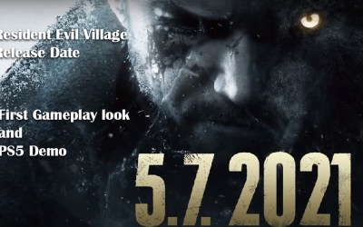 Resident Evil Village Release Date May 7th