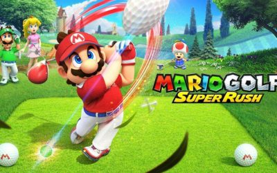 Mario Golf Super Rush Announced During Nintendo Direct Event