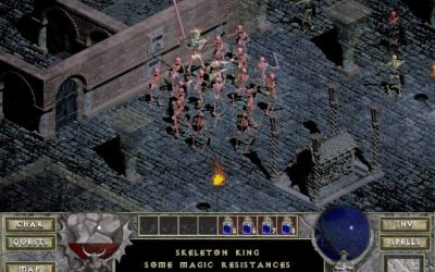 Diablo II Remake Rumored For Blizzcon 2021