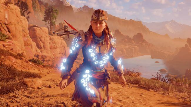 Horizon Zero Dawn Power Cell Code