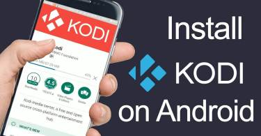 Download Kodi For Android Phone