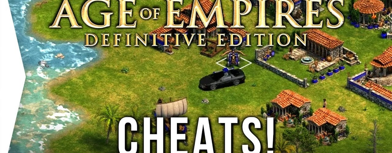 Age Of Empires Definitive Edition Cheat Codes