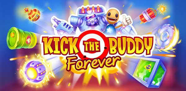 Kick The Buddy Forever Mod Apk Download No Root Needed