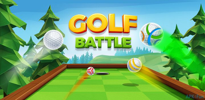 Golf Battle Mod Apk Unlimited Coins And Gems